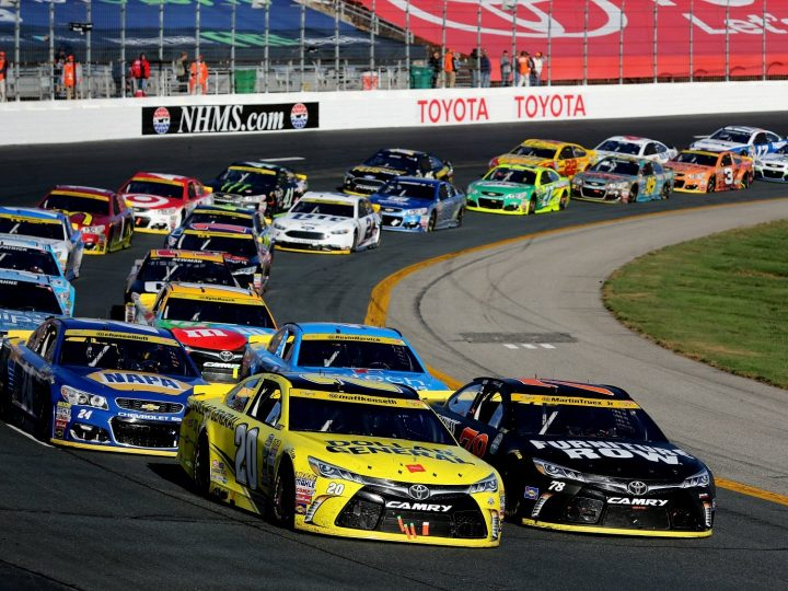 Classification In Online Motorsports Betting: Bet On NASCAR